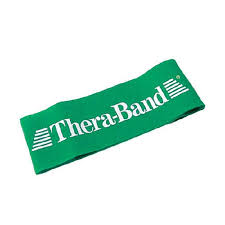 green exercise band